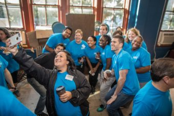 Hilton corporate solutions, employee volunteerism