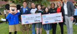 Aguirre Family, Disney and Points of Light Volunteer Family of the Year