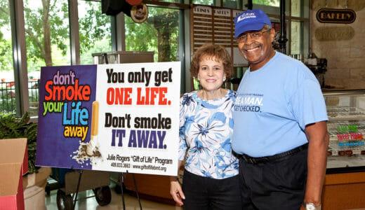 Regina Rogers Daily Point of Light Award Honoree