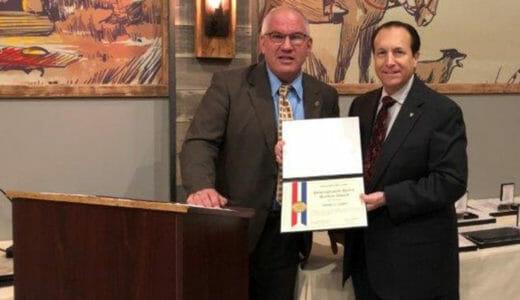 Steve Labov Daily Point of Light Award Honoree