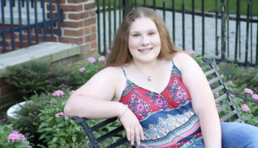 Savannah Loehr Daily Point of Light Award Honoree