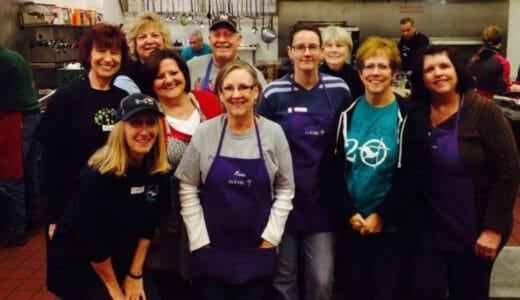 Global Volunteer Month Colleen Mealey