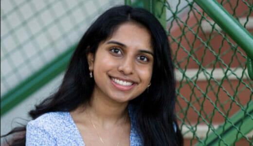 Avighna Suresh Daily Point of Light Award Honoree
