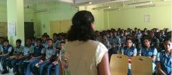 Anooshkha Shetty Daily Point of Light Award Honoree