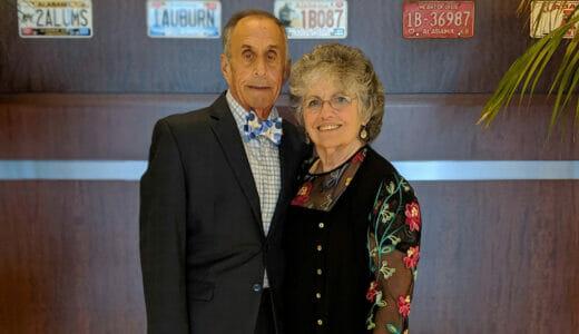 Steve Delman and Ava Reinfeld Daily Point of Light Award Honorees