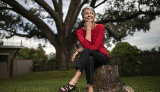 Barbara Rhode Daily Point of Light Award Honoree