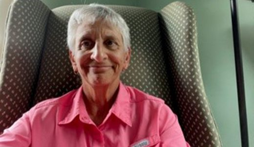 Theresa O'Brien Daily Point of Light Award Honoree